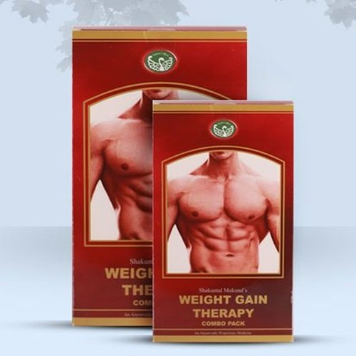 Weight Gain Therpy