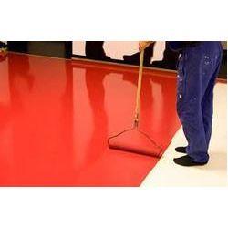 Epoxy PU Flooring Service
