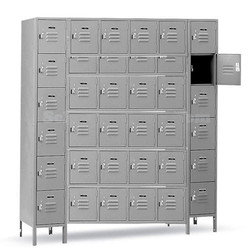 shree rupnath enaterprises grey ms storage locker rs 20000 piece