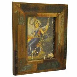 Handmade Wooden Photo Frame