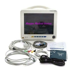 ECG Multipara Patient Monitor For Hospitals
