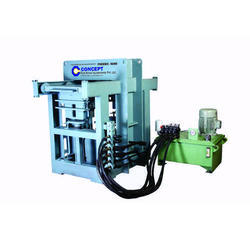 Hydraulic Pressure Hydraulic Brick Making Machine