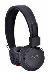 Jogger X2 Wireless Bluetooth Headphone with Mic-Black