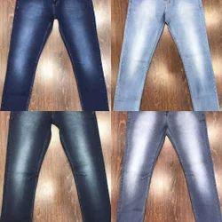 Denim Plain Mens Fashion Jeans