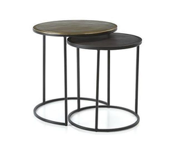 Elegant metal home furniture