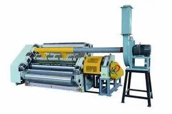 Karunya Fingerless High Speed Single Facer Corrugation Machine