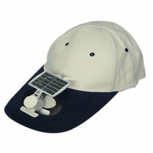 d67bfb2ab Solar Cap, Solar Fan Cap, सोलर कैप - Green Solar Energy ...