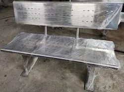 Stainless Steel Waiting Chair 3 seater