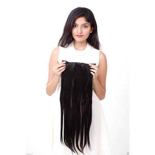 25 inch hair extension synthetic hair at rs 1000 piece straight 25 inch hair extension synthetic hair pmusecretfo Images