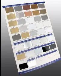 Aluminium Sublimation Printing Sheet