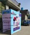 Sanitizer Spray Tunnel/Cabin / Mobile Disinfectant Cabin