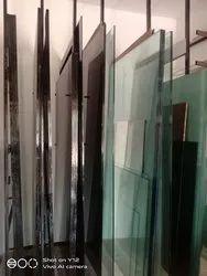 Transparent Plain Window Galss, Size: 10, Thickness: 4mm