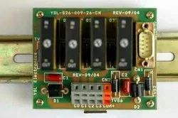 Relay Card 4 Channel YSL-S26-009-26-CN