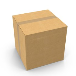 Kraft Paper AK Packaging 5 Ply Plain Corrugated Boxes, for Packaging, Box Capacity: 6-10 Kg