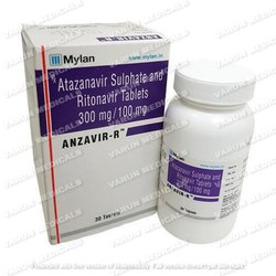 Anzavir - R ( Atazanavir & Ritonavir)