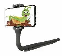 ROQ Cute Worm Design Flexible Universal Long Lazy Arms Mobile Holder
