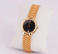 AC006 Gold Watch