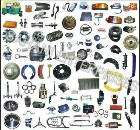 Three Wheelers Spare Parts - Bajaj Three Wheeler Spare parts