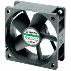0.70W Black Cooling Fan, 12DCV