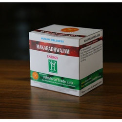 Human Wellness Makaradhwajam Capsule, Grade Standard: Medicine Grade, Packaging Type: Box
