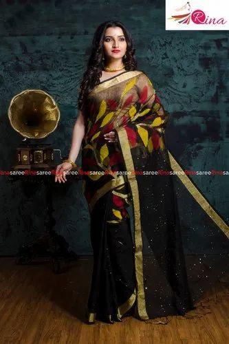 Resham Sarnalata Saree
