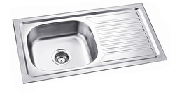 HIND Stainless Steel SS Kitchen Sink