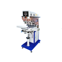 Pneumatic Pad Printing Machine