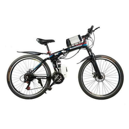 GOGOA1 Rockefeller Folding Electric Mountain Bike With High Carbon ...