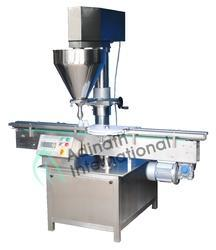 Dry Powder Filling Machine for Glass Bottles