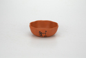 CLAY FLOWER BOWL 500ML