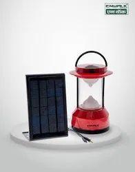 Red Abs + Pc Enwalk LED Solar Lantern Solight 42, 5W