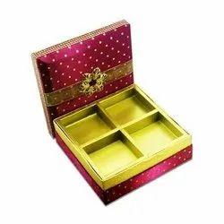 Designer Paper Dryfruit Box