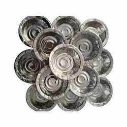 Paper Silver Foil Bowl, Shape: Round