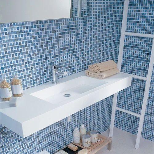 Mosaic Tile Bathroom Image Of