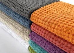 GOTS Certified Organic Cotton Waffle Fabrics
