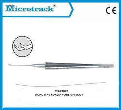 Vitreoretinal Foreign Body Forceps (SS)