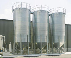 Food Material Silo
