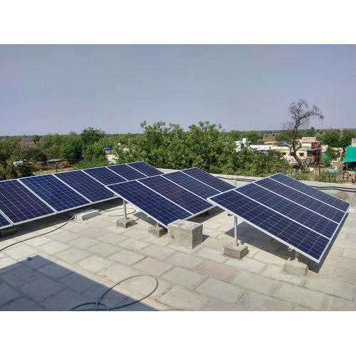 Apartment Rooftop Solar Panel System 1 10 W
