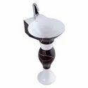 Arroz Ceramic Designer Pedestal