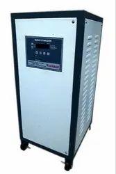 Three Phase AC Servo Voltage Stabilizer