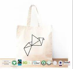 Oeko Tex Certified Canvas Beach Bag