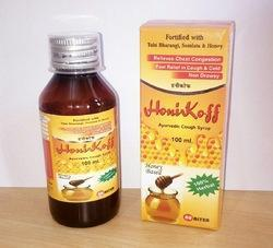Honeykoff Cough Syrup