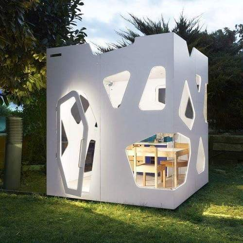 Tiny House At Rs 1500 Square Feet Portable House Id 15309230548