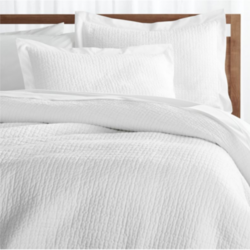 Plain White Pillow