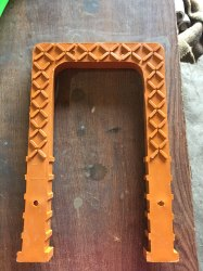 PVC Manhole Steps