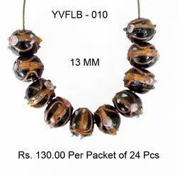 Lampwork Fancy Glass Beads - YVFLB-010