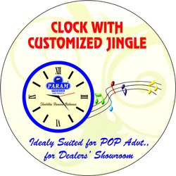 Musical Wall Clock at Best Price in India