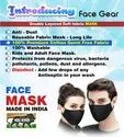 Reusable cotton mask