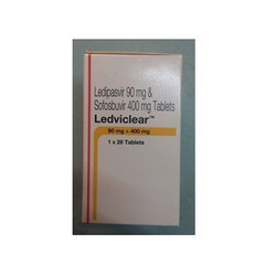 Ledipasvir 90 mg And Sofosbuvir Tablets