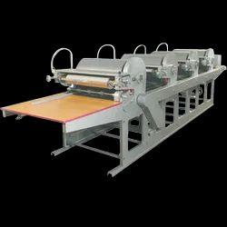 OM Jute Bag 4 Color Flexo Drum Printing Machine for Industrial